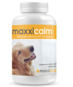 Quality calming aid for dogs from maxxipaws