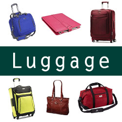 Our travel luggage shop logo